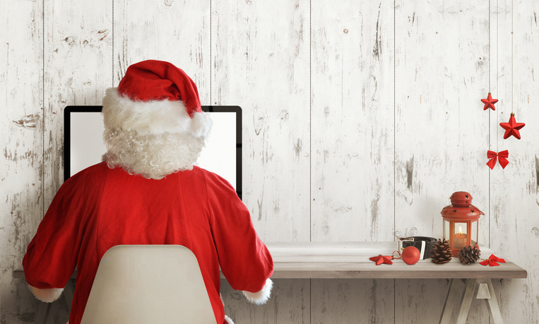 What If Santa Came to Your Office this Holiday Season?